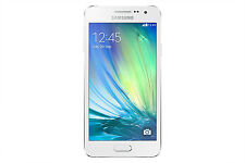 Samsung Galaxy A3 SM-A300FU (Latest Model) - 16GB - Pearl White Smartphone