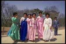 481043 National Costume Korea A4 Photo Print