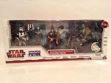 Star Wars Force Unleashed 2 TRU Exclusive 5 Pack Figure Legacy Collection Rare