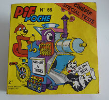 ( PIF POCHE )  Ed. VAILLANT  PIF  POCHE   N° 66   mar24