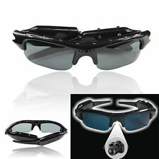 Digital Camera Sunglasses HD Glasses Spy Eyewear DVR Video Recorder Camcorder