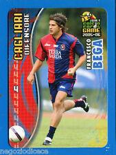 [GCG] CALCIO CARDS GAME 2005-06 - Figurina-Sticker n. 13 - BEGA - CAGLIARI