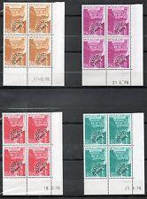 Monaco Coins datés Préoblitéré N° 42--  45 neufs **