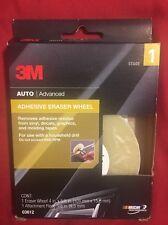 3M™ Adhesive Eraser Wheel 4 inch x 5/8 inch Brand New 03612