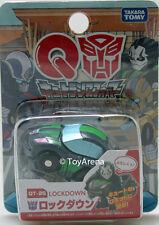 Takara Tomy Autobots Q Transformers Series 07 QT-25 Lockdown