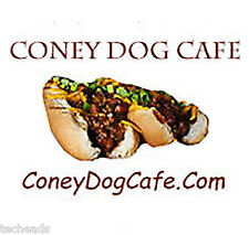 CONEY DOG CAFE - RESTAURANT Niche Domain Name for sale: ConeyDogCafe.Com