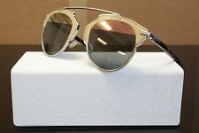 Christian Dior SO REAL L SOREAL/L Sunglasses Palladium Beige Leather P7RZJ