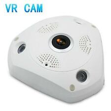 WIFI IP Camera Onvif Panoramic Fisheye 360 Degree 1.3MP HD Dome Network Camera