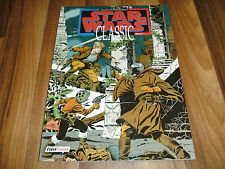 STAR WARS  CLASSIC-COMIC  #  1 -- Archie Goodwin + Al Williamson / UNGELESEN