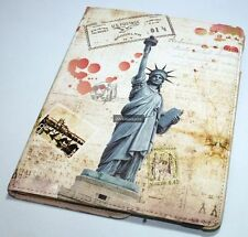 360°Rotate Smart Cover Leather Case With Screen Protector For Apple iPad 2/3/4