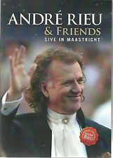 ANDRE RIEU & FRIENDS LIVE IN MAASTRICHT DVD - SEVENTY-SIX TROMBONES & MORE