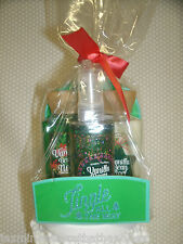 Bath and Body Works Vanilla Bean Noel Gift Set Includes 3 oz  Lotion, Mist, Wash