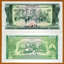 Lao / Laos, 200 Kip, ND Pick 23Aa, UNC   Pathet Government