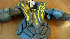 warrior Ritual youth lg/xl goalie chest protector new