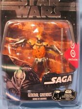 STAR WARS SAGA COLLECTION DEMISE OF GREVIOUS FIGURE! NM!