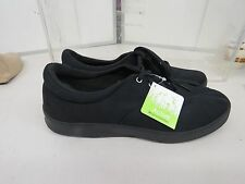 Keds Womens Active Black Casual Fabric Sneakers Sz 12 M  C820