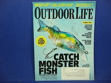 Outdoor Life Magazine, April 2012,Catch Monster Fish Turkey Tips Zero Your Rifle
