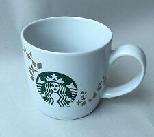 Starbucks Christmas Coffee Mug Holiday Collection 2013 Great Condition