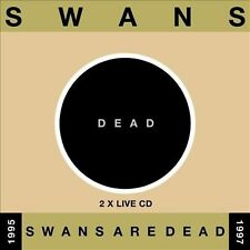SWANS-SWANS ARE DEAD  CD NEW