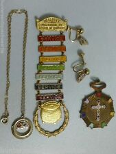 Vintage mixed lot of  Eastern Star &  International Order of The Rainbow Group