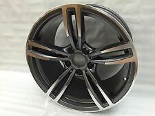 "19"" BMW 2015 M3 STYLE WHEELS RIMS FIT 1 SERIES 3 SERIES 4 SERIES 5 SERIES 5480"
