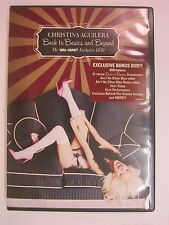 Back To Basics And Beyond by Christina Aguilera (DVD) Ain't No Other Man & More!