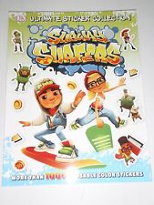 SUBWAY SURFERS ULTIMATE STICKER COLLECTION 1000 STICKERS