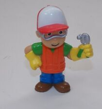 Handy Manny PVC Action Figure Cake Topper 2.5 in
