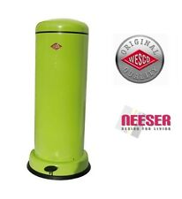 Wesco Big Baseboy 30L Abfalleimer Retro in Limegreen 135731-20 Design Eimer