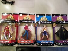 DC Direct 1st Appearance Action Figures Series 2, Batman, Wonder Woman, Flash