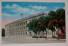 Fargo ND US Post Office Postcard Unposted