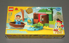 LEGO Duplo 10512 Jake and the Never Land Pirates Jake's Treasure Hunt Set NEW