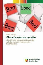 Classificacao de Opiniao by Cavalcanti Diana (2015, Paperback)