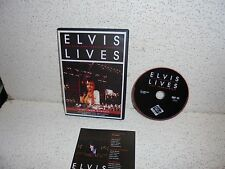 Elvis Lives : The 25th Anniversary Concert DVD Out of Print