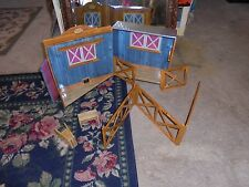 Only Hearts horse and Pony Club kids toy stable and tack room  kids toy set