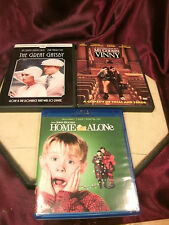 3 DVD's-Great Gatsby(widescreen)/My Cousin Vinny/Home Alone(Blu Ray)-free ship