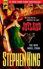 Hard Case Crime Ser.: Joyland by Stephen King (2013, Paperback, Reprint)