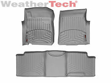 WeatherTech® DigitalFit FloorLiner for Ford F-150 Ext. Cab - 2000-2003 - Grey