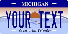 Michigan 1994 License Plate Tag Personalized Auto Car Custom VEHICLE OR MOPED