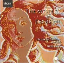 THE MYSTERY OF DO-RE-MI (NEW CD)