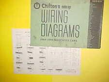 1964 1965 1966 1967 1968 RAMBLER AMERICAN CLASSIC MARLIN JAVELIN WIRING DIAGRAMS