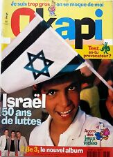 Mag 1998: ISRAEL, 50 ans de lutte / 2 BE 3 Boys band
