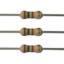 100 x 150 Ohm Carbon Film Resistors - 1/4 Watt - 5% - 150R - Fast USA Shipping