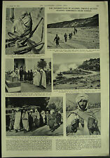 French Army In Algeria War Of Independence Fellaghas Arris 1954 Page Article