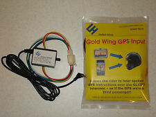 Honda Goldwing GPS / Radar Detector Audio Input Device for GL1500, NEW