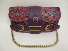 pre-owned authentic JIMMY CHOO shoulderbag EVENING BAG near mint!  retail $1600
