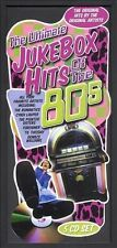 Jukebox Hits of the '80 5 CD Set Music Collectables Box