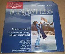 Marvin Hamlisch/Melissa Manchester ICE CASTLE Soundtrack - Arista AL 9502 SEALED