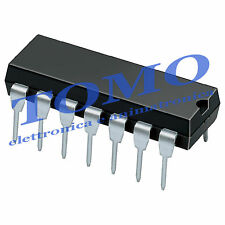 CD4011BE CD4011 DIP14 THT circuito integrato CMOS NAND