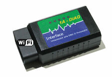 OBD2  Diagnose WiFi Alfa Fiat, f. iphone, ipad, Android Smartpones Tablets